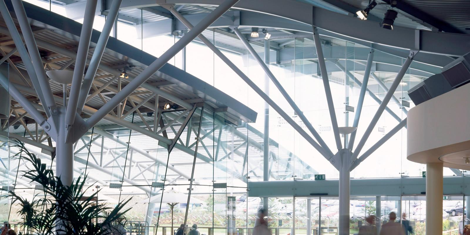Jwa Architects Welcome Break Msa Oxford